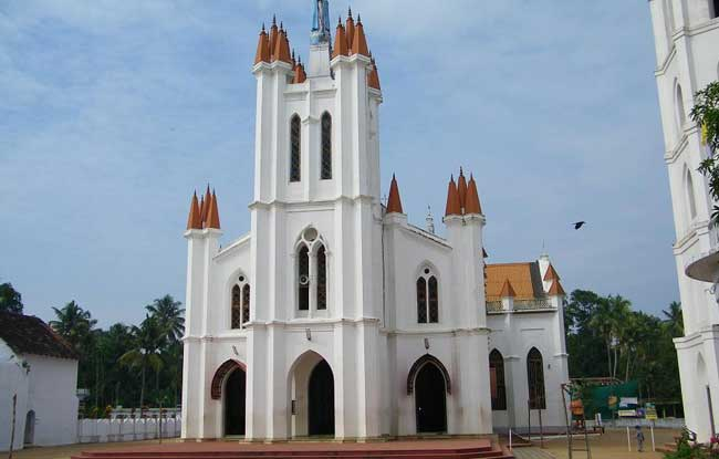 Pallipuram Church